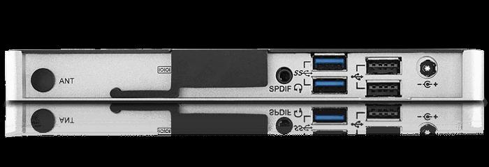 Внешний вид серии DS-082 (задняя панель)
