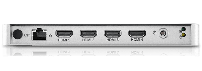 Внешний вид серии DS-082 (передняя панель)